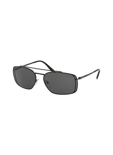 Prada Prada 0PR 64VS Erkek Güneş Gözlüğü Renksiz